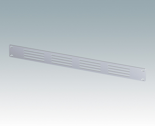 M6019011 Frontplatte 1HEx19-Zoll mit lüftung