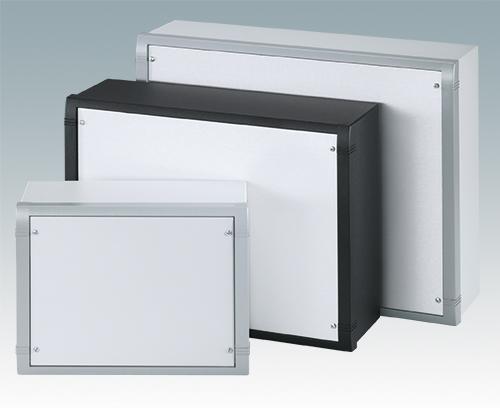 Moderne Aluminium-Wandgehäuse