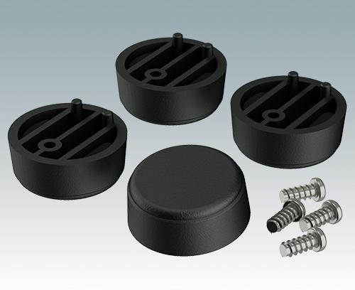 M6420109 Technofeet Kit 1, Gehäusefüße
