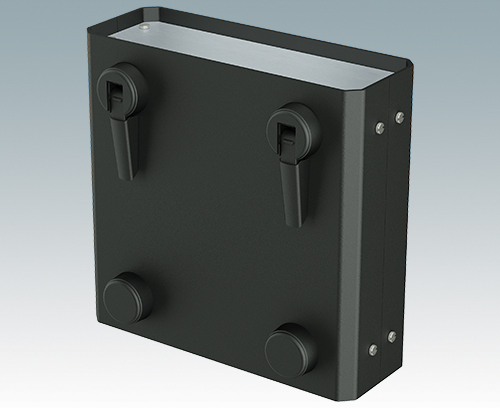 M6420209 Technofeet Kit 2, Gehäusefüße
