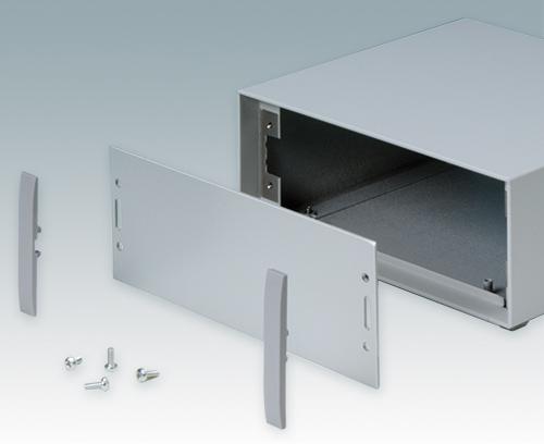 Front-/Rückplatten-Set AN